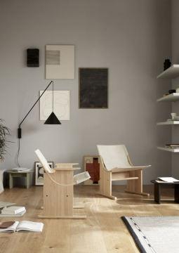 SAM HECHT和KIM COLIN推出TAKT系列椅子