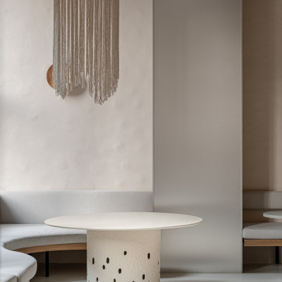 乌克兰极简主义Istetyka餐厅|2021|Yakusha Design & Architecture Studio