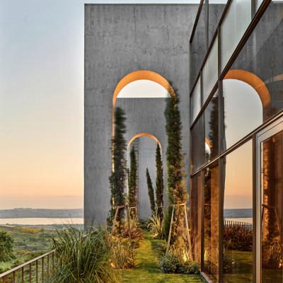 土耳其Antik Dantel总部|2020|Zemberek Design
