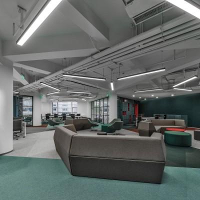 北京三联办公室设计