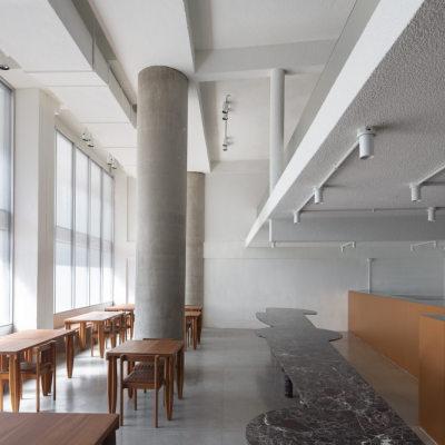 香奈儿的ASADERO餐厅|2021|It-Met+Giusto Van Campenhout