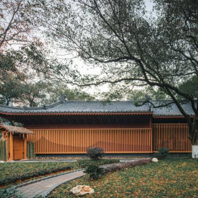 中国南昌八一公园梁书美术馆改造|2020|XAA建筑事务所