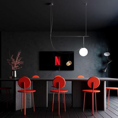 Black kitchen - CGI | Abdel Majid kass