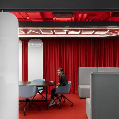 Alfa Digital Office | IND architects