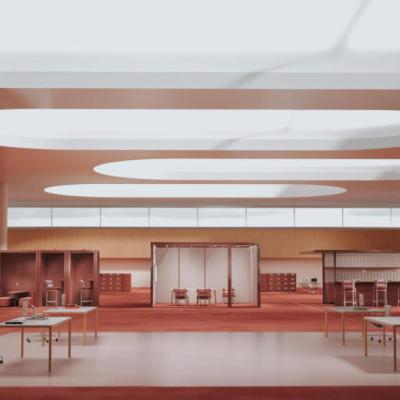 Kettal办公体验设计 | Reisinger Studio