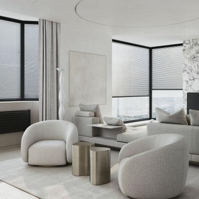 俄罗斯极简主义#190_QUADRO公寓 | 2021 | Anastasiya Zhigir