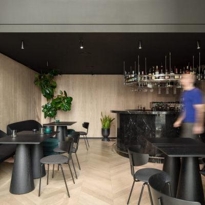 贝尔格莱德GIR咖啡馆|2021|Studio AUTORI