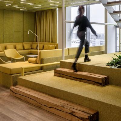 乌克兰 GRAMMARLY 13 办公空间|2020| balbek bureau