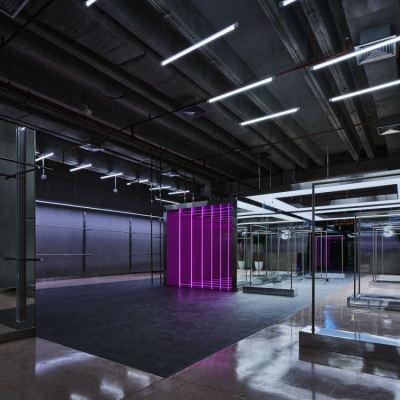 科威特 Five's 旗舰店 | 2021 | DBO Studio