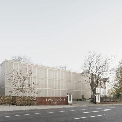 德国LAMAISON酒店|2020|CBAG.Studio Architects