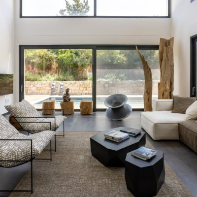 以色列Kfar Vradim住宅(2020)SaaB Architects