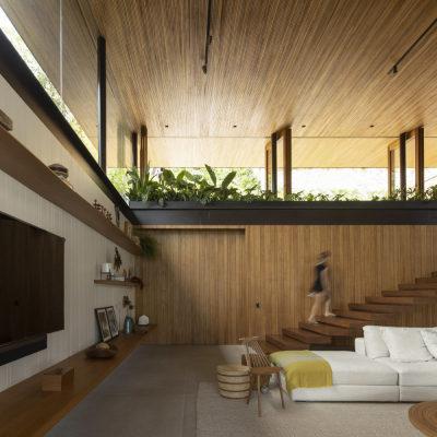 巴西CMA别墅|2018|Jacobsen Arquitetura