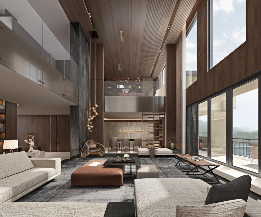 【VGC】武汉顶层超级豪宅580M²丨373M丨2018