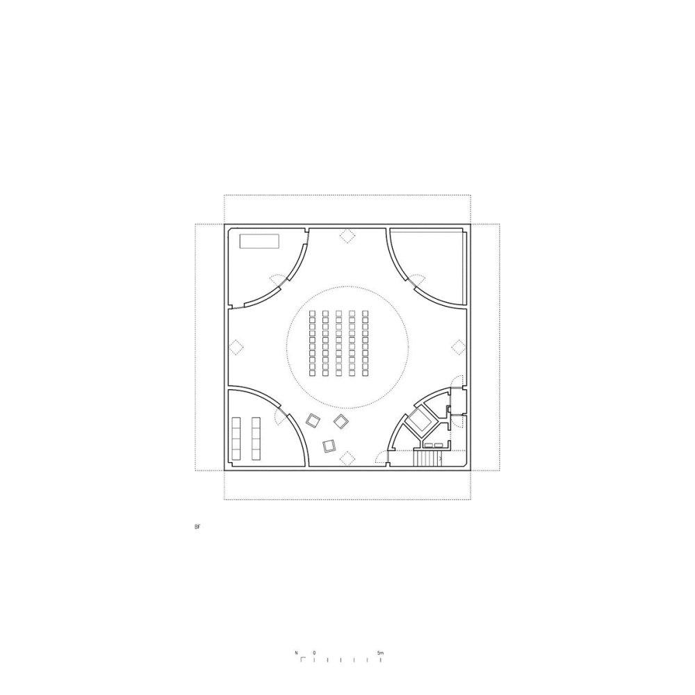 智利INES创意中心(2021)(Pezo von Ellrichshausen)设计-1.jpg
