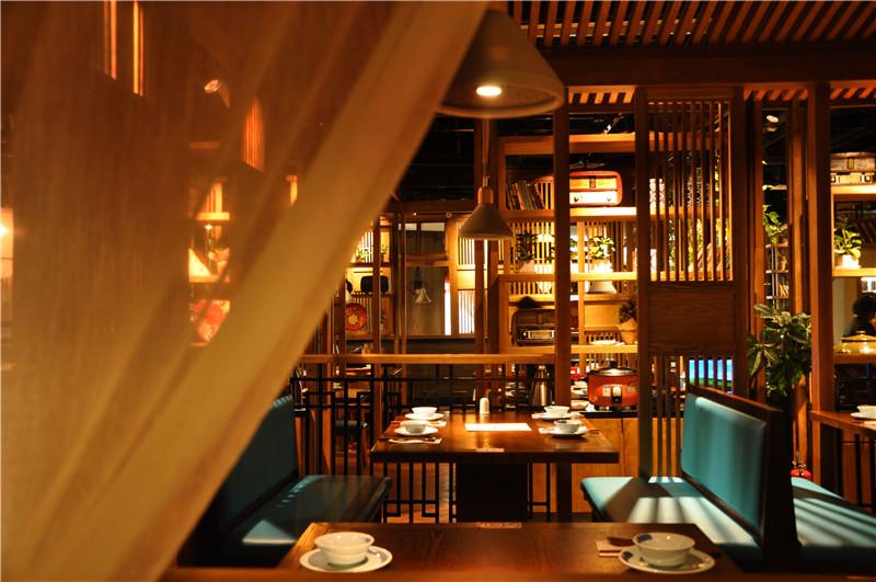 杭州品尚设计︱连云港绿茶中餐厅