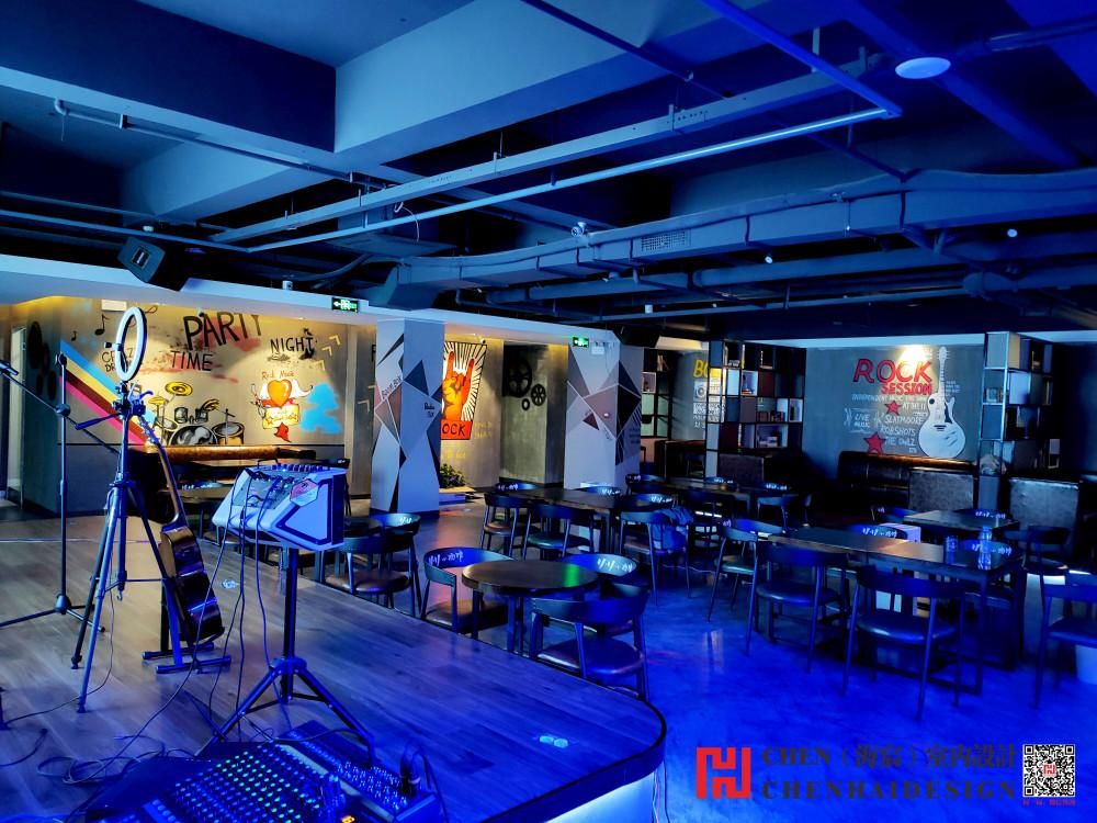 11Dounble eleven清吧项目图纸_娱乐区实景图