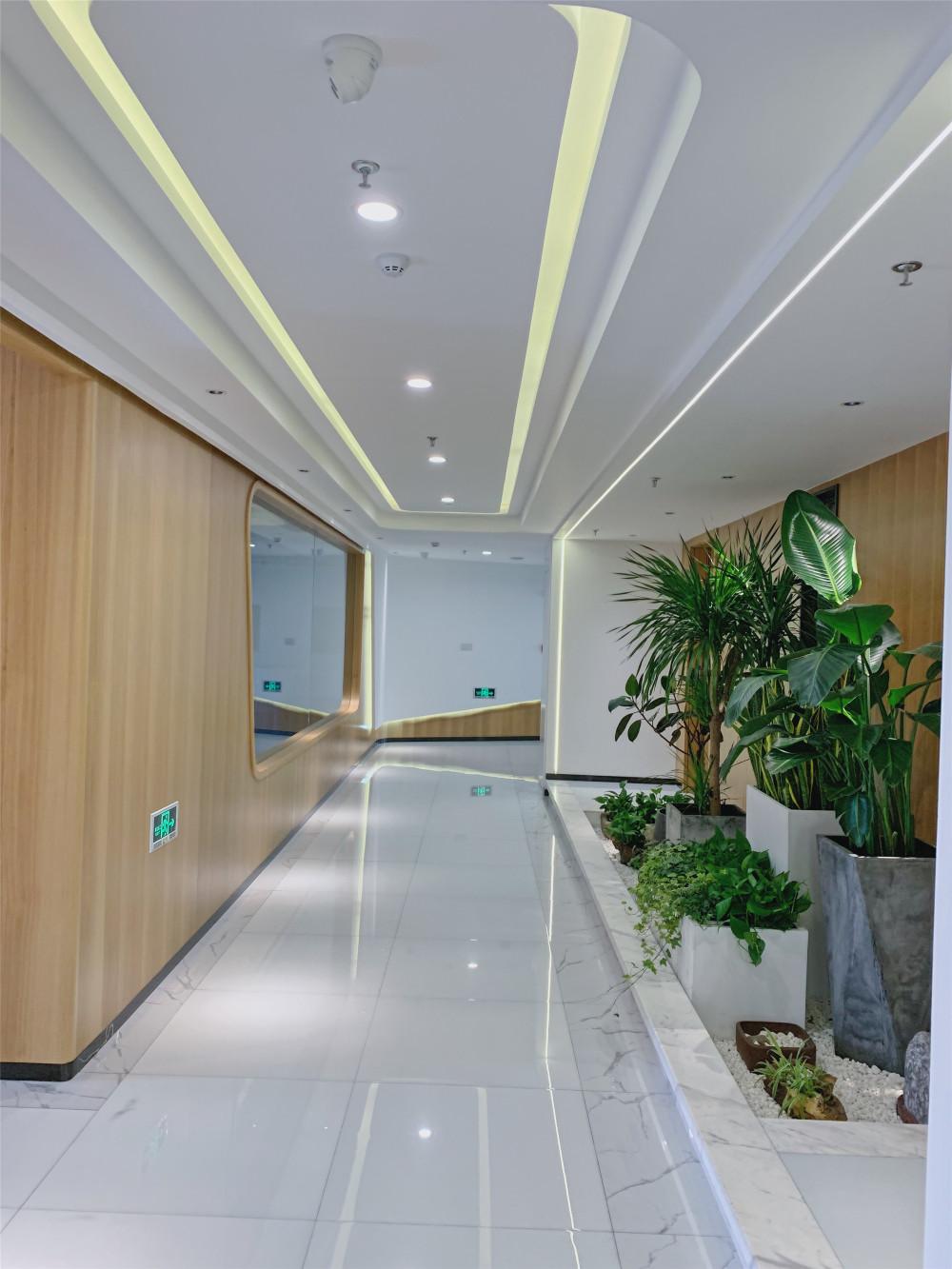 杭州品尚设计︱温州立地科技办公空间设计
