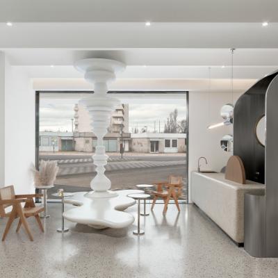 QIANKANG BOUTIQUE HOTEL | TANG W建筑空间摄影