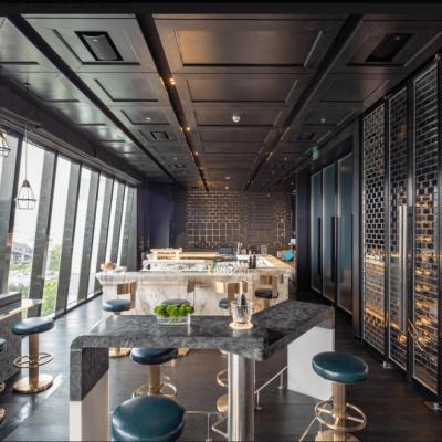 高点设计&上海·JW候爵万豪酒店