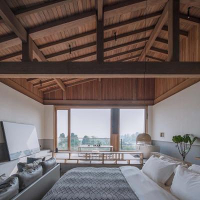 张家界马儿山·林语山房 | 尌林建筑设计事务所
