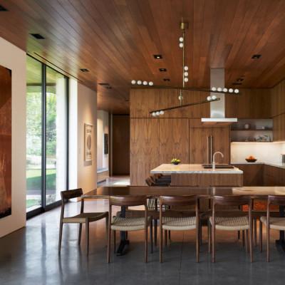 美国威尼斯风格现代别墅|Tish Cyrus