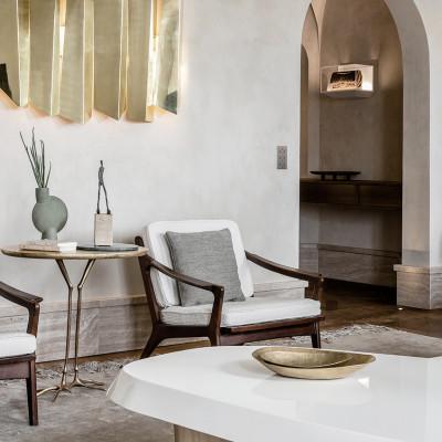 法国极简主义Gabriel之家|2019|Caprini&Pellerin Architects