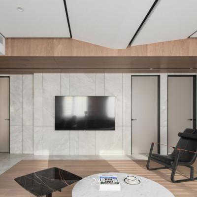 杭州150㎡公寓 | DNA邸内设计