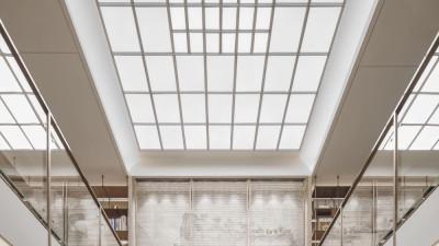 葛亚曦x矩阵纵横 | 杭州绿城西溪云庐3层合院样板间 | 施工图+方案概念+效果图+实景图 |