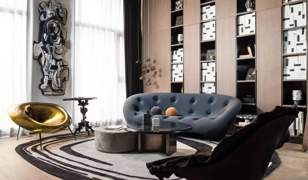 布鲁盟设计丨阳光城梵悦108:设计生活与艺术的共同体-14.jpg
