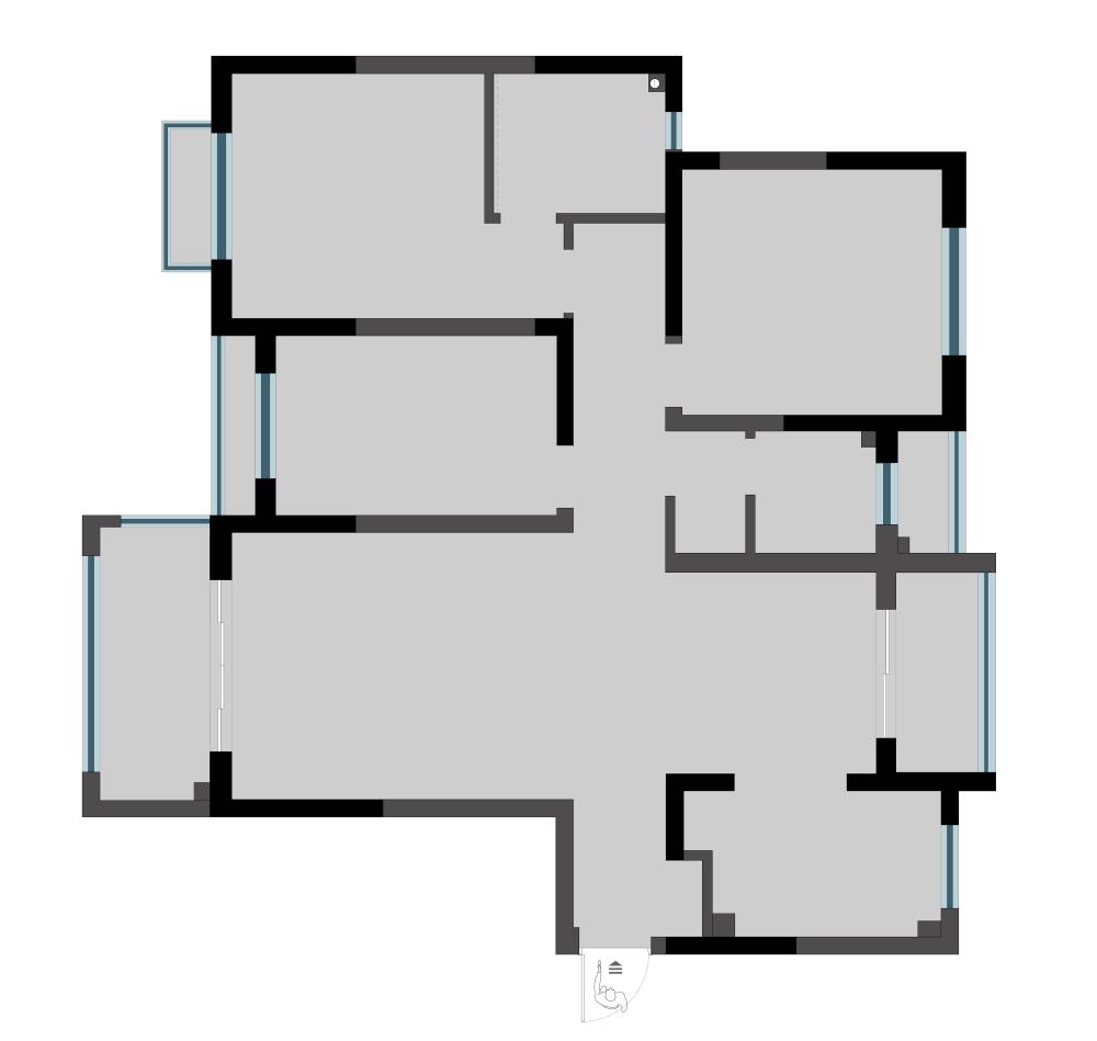 金屿海岸11栋-模型.png