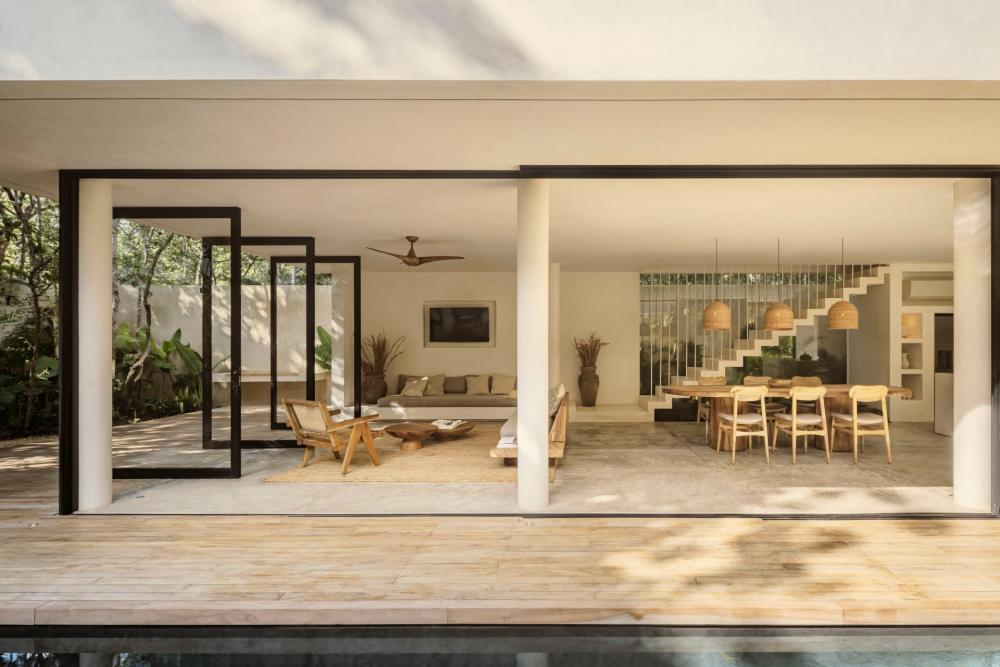 House tour: a peaceful, tropical holiday home in the trendy Mexican beach town of Tulum-6.jpg