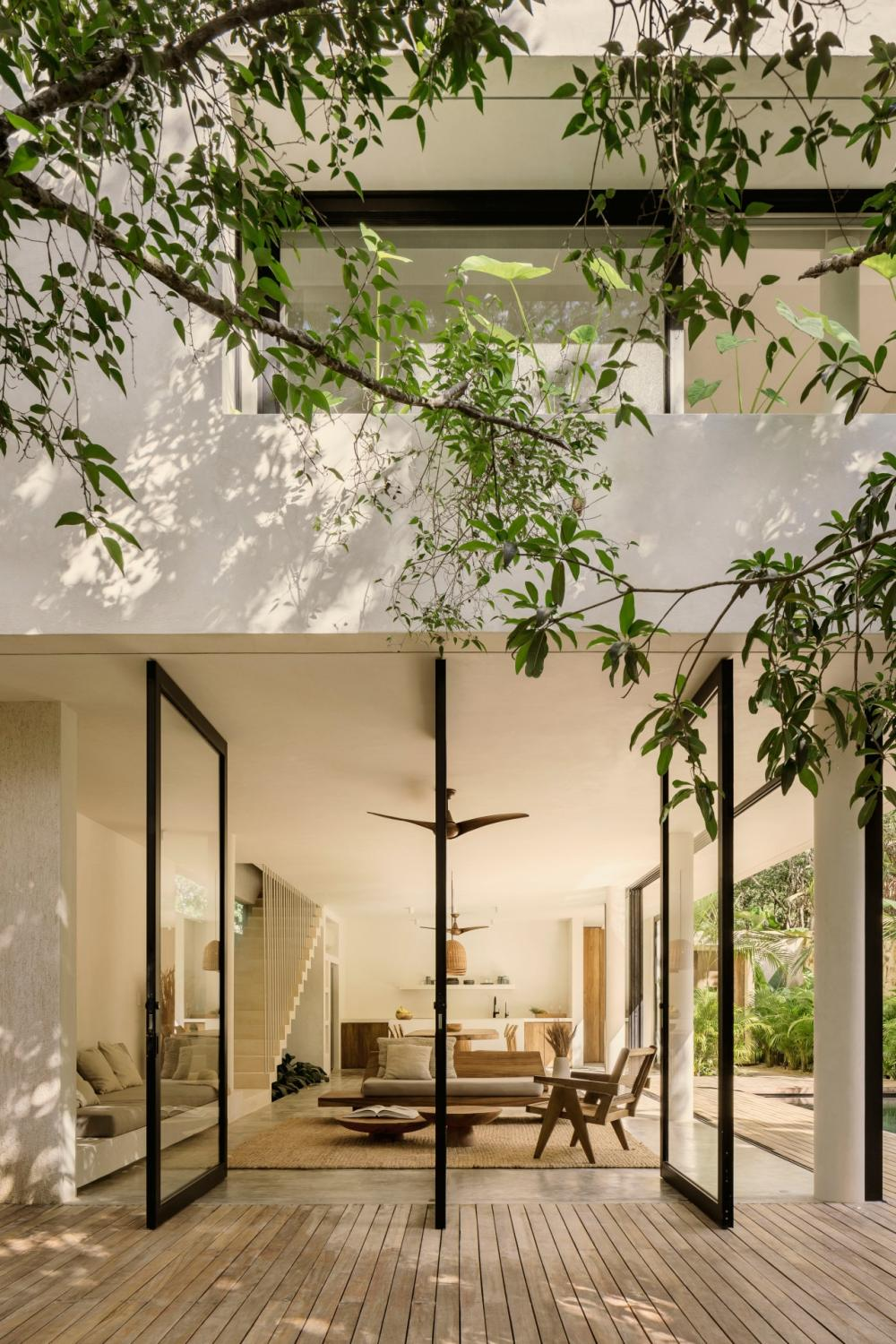 House tour: a peaceful, tropical holiday home in the trendy Mexican beach town of Tulum-8.jpg