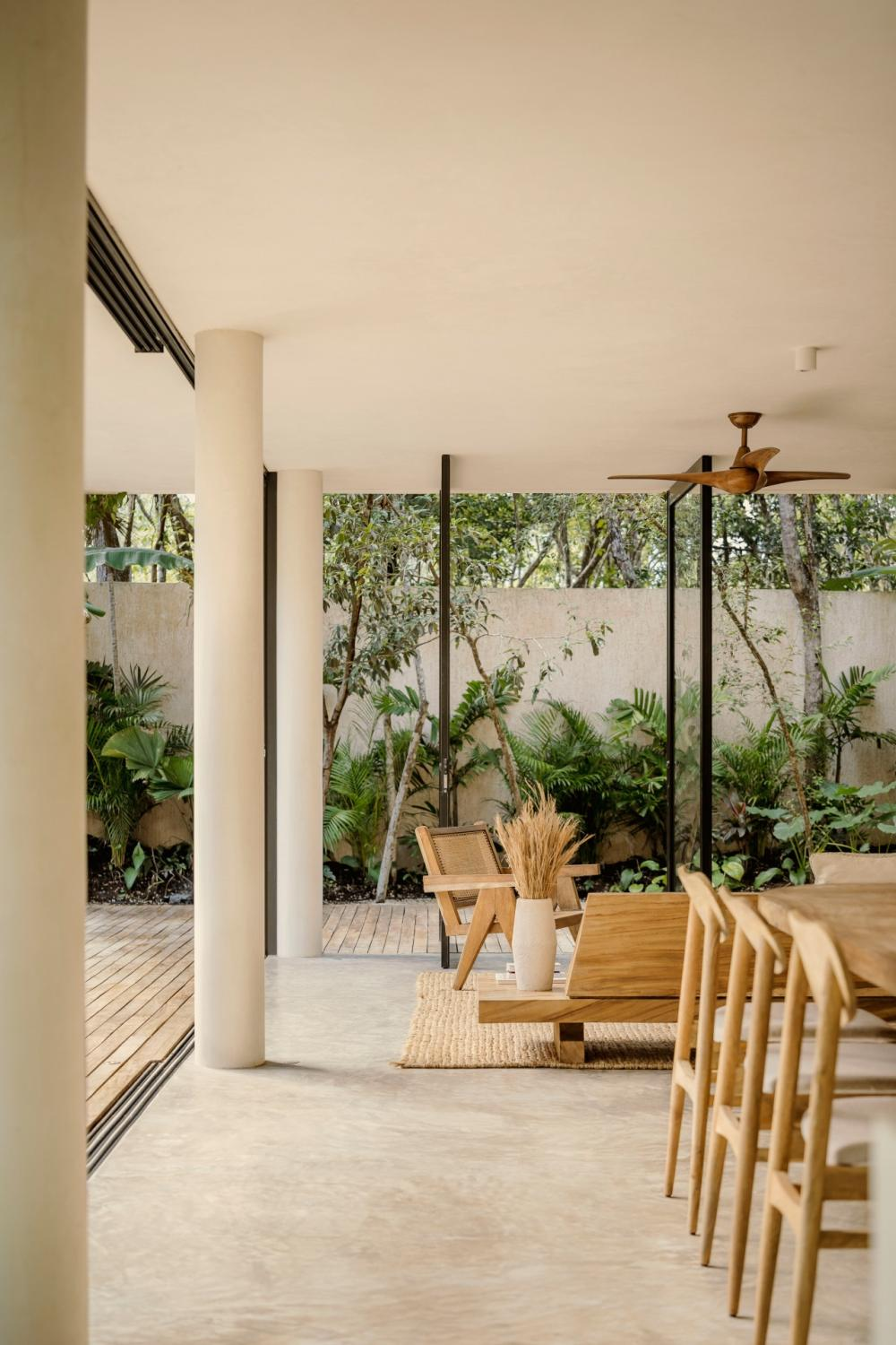 House tour: a peaceful, tropical holiday home in the trendy Mexican beach town of Tulum-10.jpg