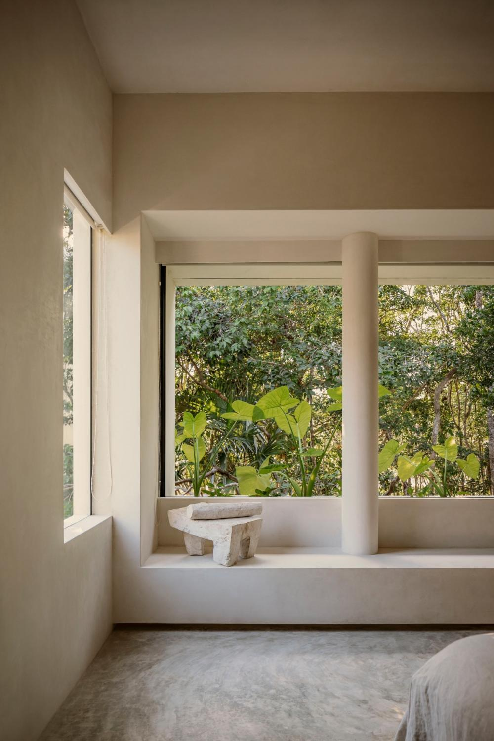 House tour: a peaceful, tropical holiday home in the trendy Mexican beach town of Tulum-15.jpg