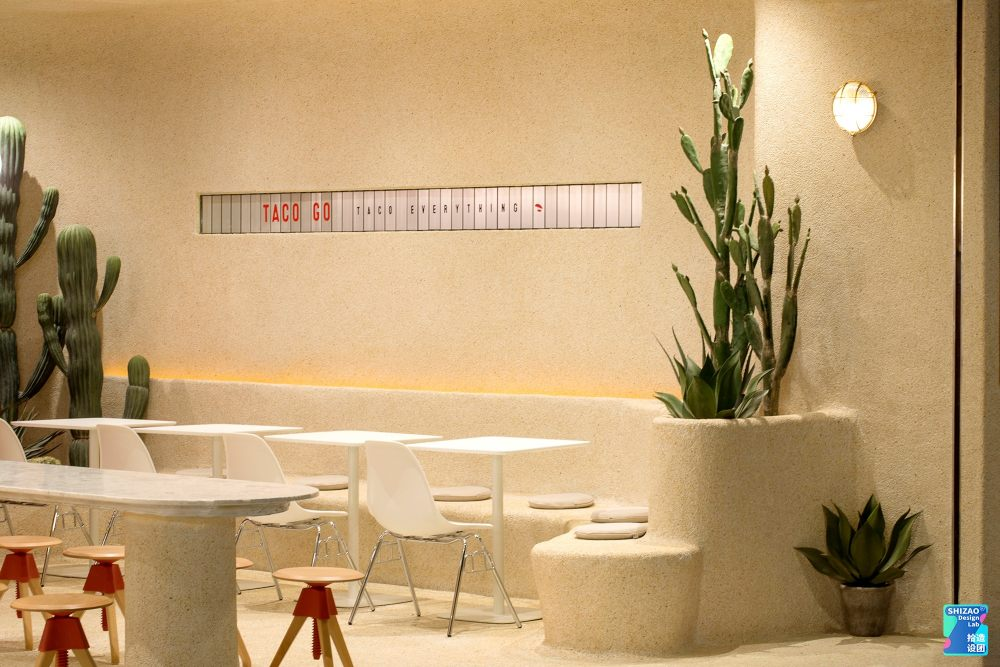TACO GO|植物花池与艺术装置