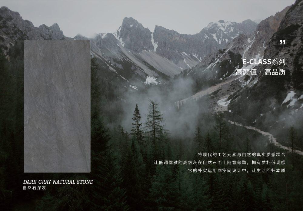 SK自然石深灰,750×1500mm,单面元素&灵感来源