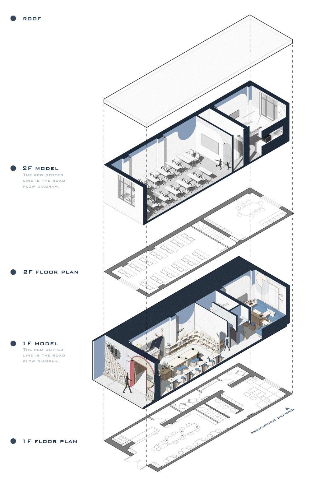 34双层空间轴测图©TOWOdesign.jpg