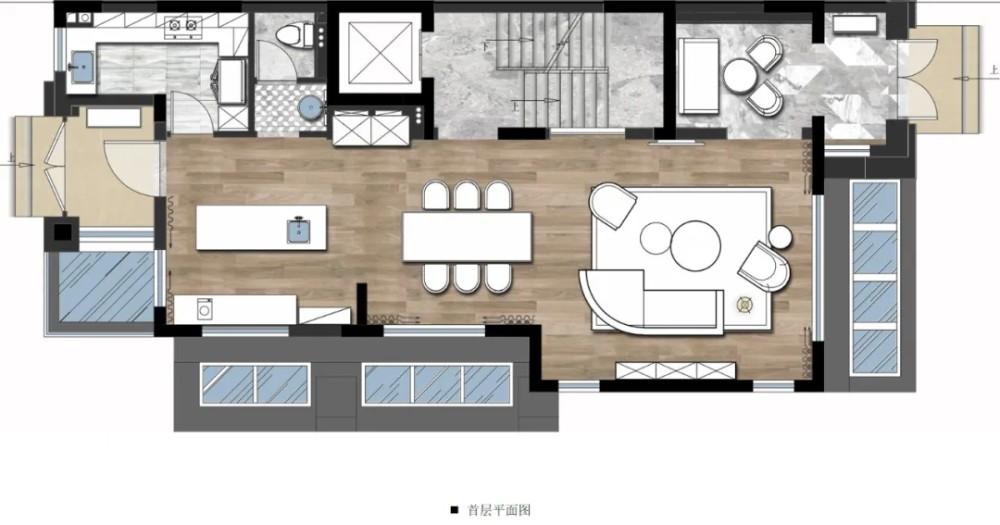 中信墅550.0m²混搭   融合现代与中式之美成就一方契合灵魂的归心之所-3.jpg