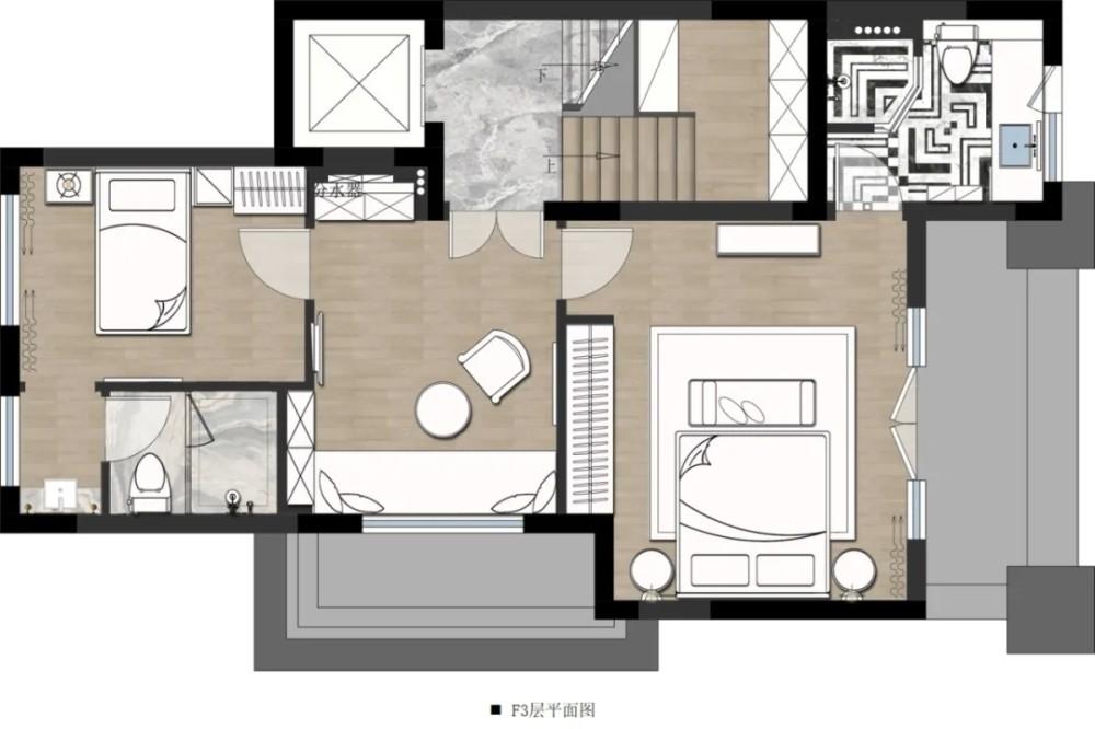 中信墅550.0m²混搭   融合现代与中式之美成就一方契合灵魂的归心之所-7.jpg