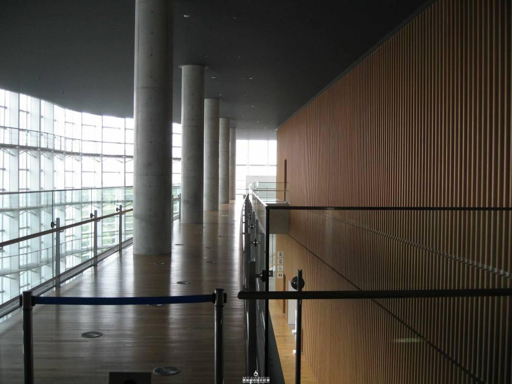 黑川纪章--东京新国立美术馆_东京新国立美术馆(黑川纪章)20.JPG