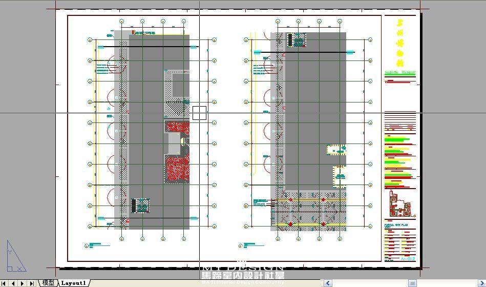 贝聿铭--苏州博物馆建筑施工图(较完整版)_6.jpg
